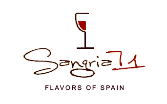 Sangria 71 – located in Williston Park & Commack Logo